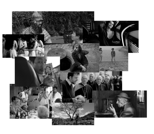 Coluna de Cinema 2012 BW