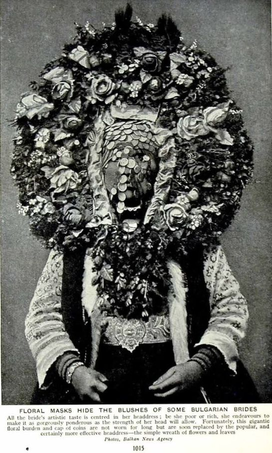 Bulgarian bride
