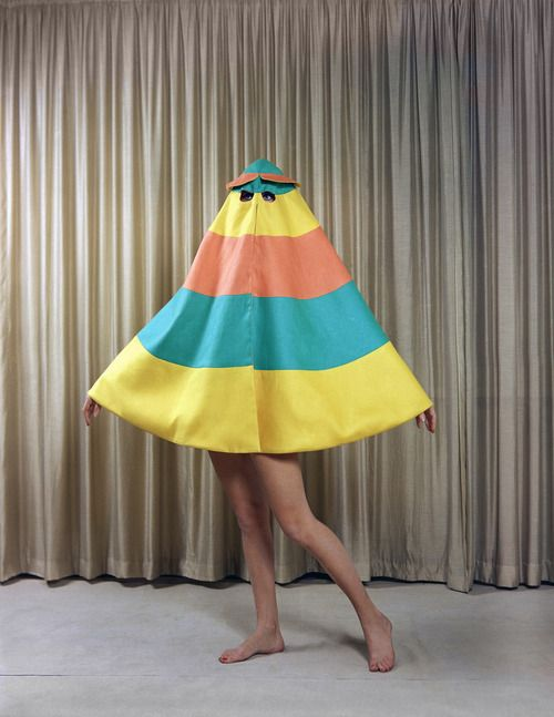 Italian beachwear by Cappello Cabina, 1967