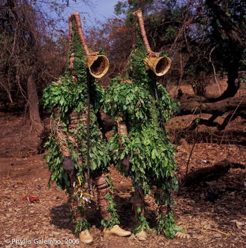 Phyllis Galembo - Masquerade, Burkina Faso, 2006