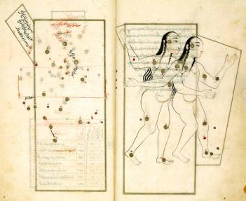 Al-Sufi, Book of Fixed Stars, Iran 1675, The David Collection (Copenhagen)